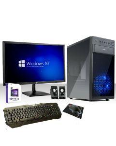 Preventivo e assemblaggio e configurazione computer desktop